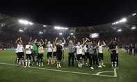 Ghi 3 bàn trong hiệp hai, Roma vẫn bị loại