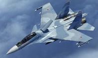 Tiêm kích Su-30 Nga rơi xuống biển, hai phi công tử nạn