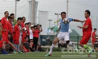 Giải bóng đá hội tụ gần 300 nhà báo miền Trung, Tây nguyên