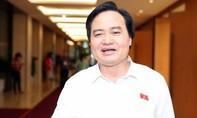"""Bộ trưởng Phùng Xuân Nhạ: """"Học phí là do nghe quen tai"""""""