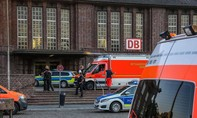 Tấn công bằng dao trên xe lửa Đức, 3 người thương vong