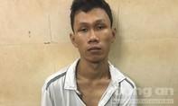 Cô gái bị cướp suýt ngã sấp mặt ở Sài Gòn