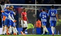 Thua Brighton, Man Utd vẫn giữ vị trí thứ 2