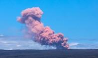 """Chùm ảnh núi lửa Kilauea ở """"thiên đường"""" Hawaii phun trào"""
