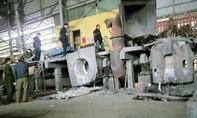 Sự cố tại Công ty thép Hòa Phát, 4 công nhân bỏng nặng