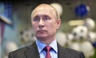 Hôm nay Putin nhậm chức nhiệm kỳ tổng thống thứ tư