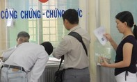 TP.HCM chấn chỉnh việc lạm dụng bắt nộp bản sao chứng thực