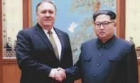 Ngoại trưởng Mỹ lại sang Bình Nhưỡng gặp ông Kim Jong Un