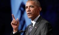 Obama: Trump rút khỏi thỏa thuận hạt nhân Iran là sai lầm