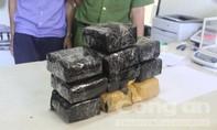 Sa lưới khi dùng súng áp tải 10kg ma túy