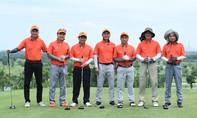 Sôi nổi giải Golf mở rộng Báo Công an TP.HCM 2018