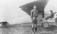 Mỹ tặng huân chương cho người đầu tiên bay qua Đại Tây Dương