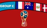 Bảng C: Pháp tự tin đi tiếp, Đan Mạch đặt mục tiêu vượt qua vòng bảng