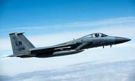 Loạt tiêm kích F-15 của Mỹ tại Nhật bị dừng hoạt động sau sự cố
