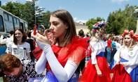 Phụ nữ Nga được khuyên không ngủ với 'trai lạ' dịp World Cup