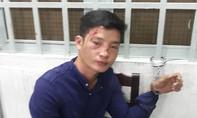 Bắt tên cướp theo dõi nạn nhân trước ngân hàng ở Sài Gòn