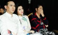 Kim Phương bật khóc khi nghe con trai hát về chồng đã mất