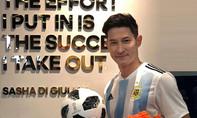 """Huy Khánh, Chu Thiện """"vắt giò lên cổ"""" vì  World Cup"""