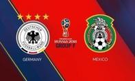Đức – Mexico: Cỗ xe tăng xuất trận