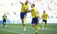 Thụy Điển giành chiến thắng nhờ công nghệ VAR