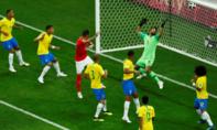 """Điệu samba """"lạc nhịp"""", Brasil bị Thuỵ Sỹ cầm hoà"""