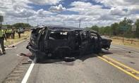 Mỹ: 5 người nhập cư chết sau khi chạy trốn cảnh sát biên giới
