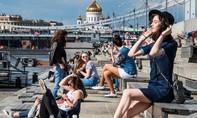 Diện mạo mới của Moscow trong mùa FIFA World cup