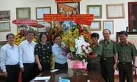 Chủ tịch UBND TP.HCM thăm, chúc mừng Báo Công an TP.HCM