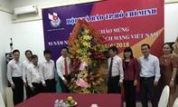 Trưởng ban Tuyên giáo Trung ương thăm, chúc mừng Hội Nhà báo TP.HCM