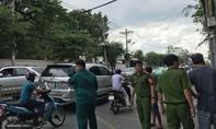 TP.HCM: Điều tra vụ cháy nổ xe máy trước cổng công an phường