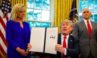 Áp lực dư luận khiến Trump ngưng chia tách người nhập cư