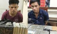 Từ Đắk Lắk ra Lạng Sơn vận chuyển 24 bánh heroin