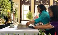 Dâng hương tưởng niệm 100 ngày mất cố Thủ tướng Phan Văn Khải