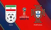 Bồ Đào Nha - Iran: Cơ hội cuối cùng cho đại diện châu Á
