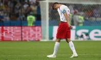 """Thua đậm Colombia, """"đại bàng trắng"""" chia tay World Cup"""