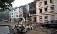 Nổ tòa nhà 3 tầng ở Đức, 25 người bị thương
