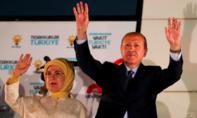 Erdogan tái đắc cử tổng thống Thổ Nhĩ Kỳ