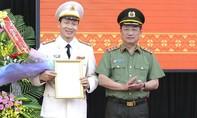 Phó Chính ủy Bộ tư lệnh CSCĐ làm Giám đốc Công an tỉnh Đắk Lắk