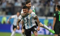 """Messi ghi bàn, Argentina vượt qua cửa tử với sự """"trợ giúp"""" của Croatia"""
