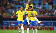 Thắng Serbia, Brazil chiếm đỉnh bảng, cùng Thuỵ Sỹ đi tiếp