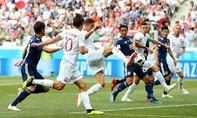 Nhật Bản vào vòng 1/8 nhờ chỉ số Fair play