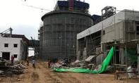 Sập giàn giáo nhà máy nhiệt điện, 5 người thương vong