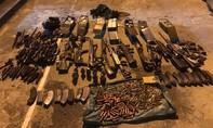 Tiêu diệt 4 đối tượng, thu 49 khẩu súng, hơn 7.000 viên đạn