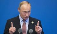 Ông Putin ký đạo luật cho phép đáp trả lệnh trừng phạt của Mỹ