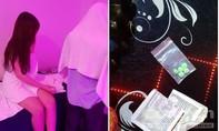 """Nữ tiếp viên massage ở Sài Gòn """"tắm tiên"""" cùng khách"""