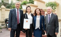 Lý Nhã Kỳ làm Lãnh sự danh dự Rumani tại TP.HCM