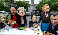 Tổng thống Pháp: Mỹ có thể bị loại khỏi G7