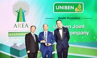 Doanh nghiệp Việt lần đầu tiên được trao giải thưởng danh giá
