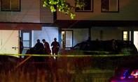 Khủng bố bằng dao tại khu tị nạn ở Mỹ, 4 người nguy kịch
