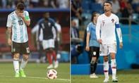 Hết rồi, Messi, Ronaldo!